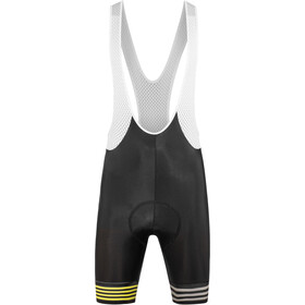 guilty 76 racing Velo Club Pro Race Bib Shorts Dame black